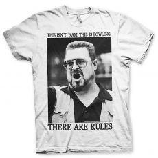 Pánské tričko Big Lebowski There Are Rules