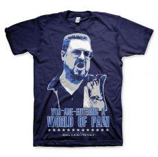 Pánské tričko Big Lebowski World Of Pain
