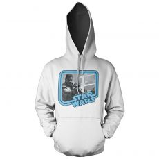 Bílá hoodie mikina Star Wars Finn