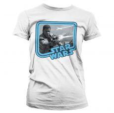 Star Wars VII dámské tričko Finn