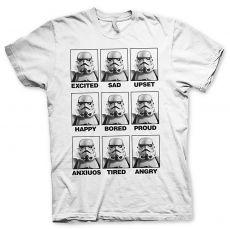 Star Wars VII pánské tričko Moods