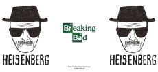 Breaking Bad hrnek s potiskem Heisenberg Sketch Licenced