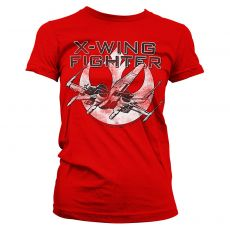 Star Wars VII dámské tričko X-Wing Fighter