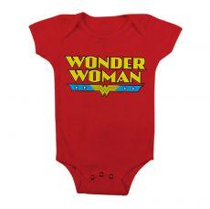 Dětské body Wonder Woman Logo