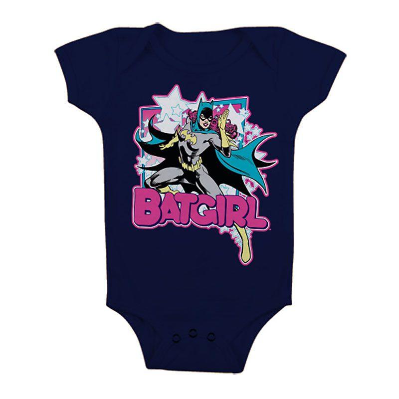 DC Comics kojenecké body Batgirl Licenced