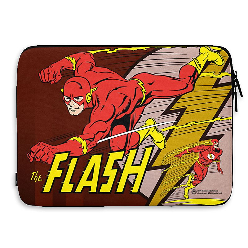 DC Comics pouzdro na notebook The Flash Licenced