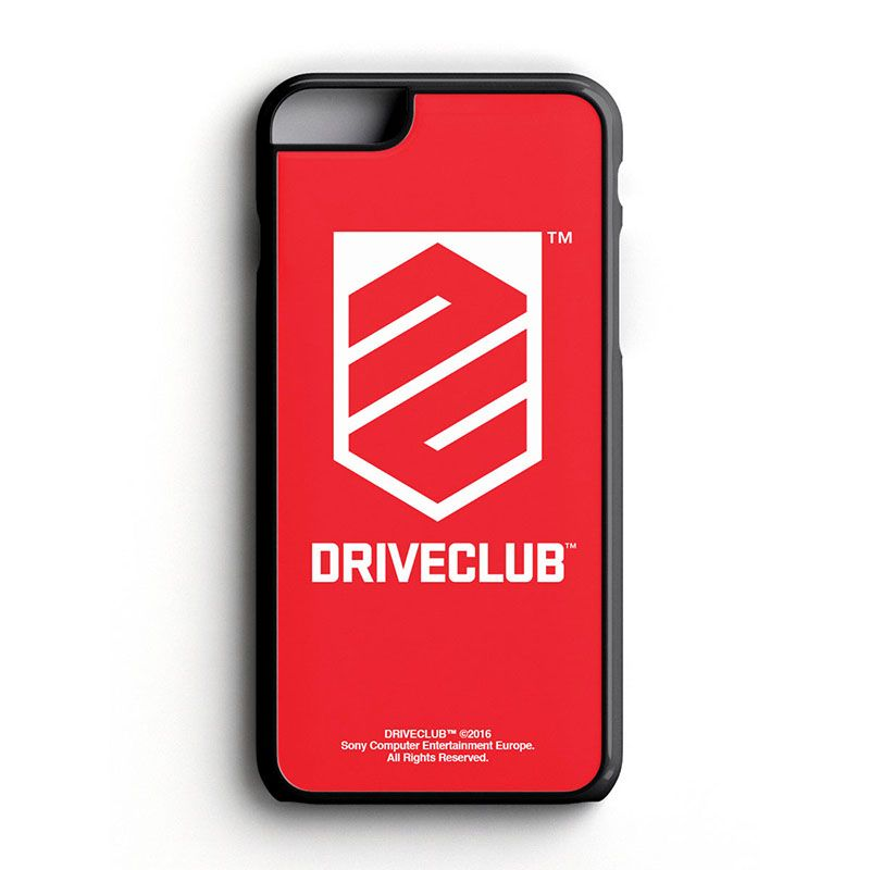 Driveclub pouzdro na telefon Logo iPhone 5
