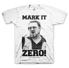 Pánské tričko Big Lebowski Mark It Zero