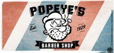 Hrnek s potiskem Pepek Námořník Barber Shop Popeye Licenced