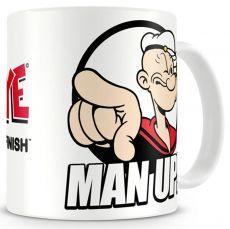 Hrnek Popeye Man Up