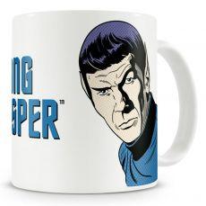 Hrnek Star Trek Spock Prosper
