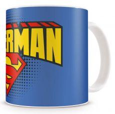Superman hrnek Shield