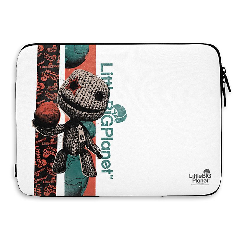 Little Big Planet pouzdro na notebook SackBoy Licenced