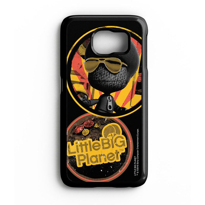 Little Big Planet pouzdro na telefon Afro Sackboy iPhone 5