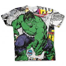 Tričko The Hulk Comic Allover