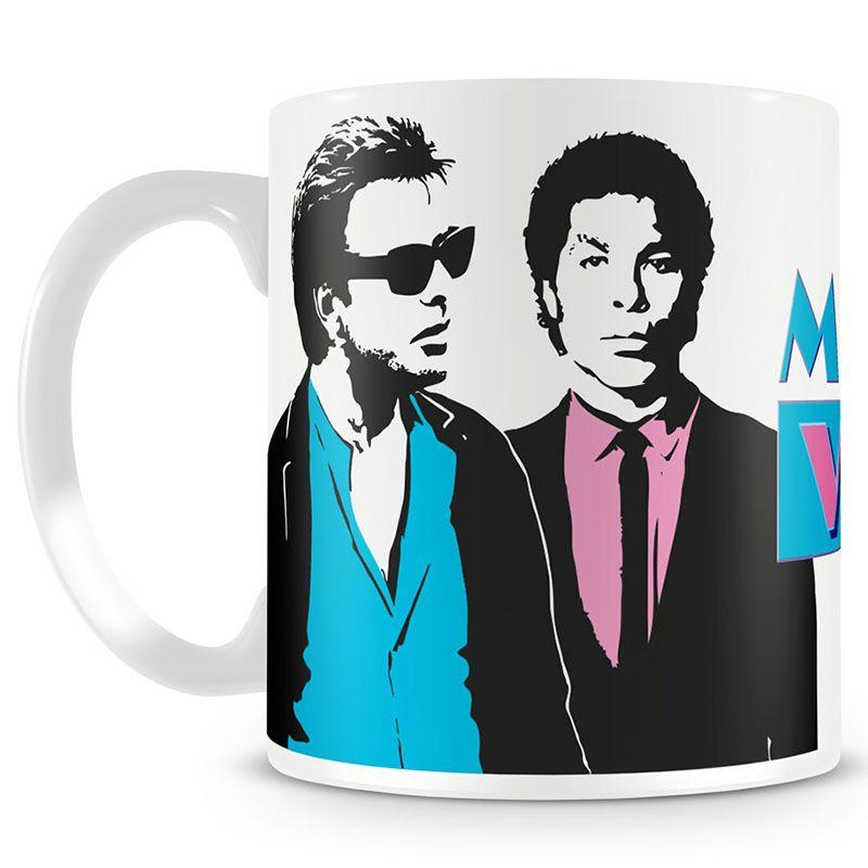 Miami Vice hrnek na kávu