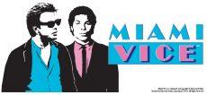 Miami Vice hrnek na kávu Licenced