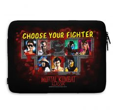 Pouzdro na notebook Mortal Kombat Fighter