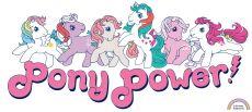 Můj malý Pony hrnek s potiskem Pony Power Licenced