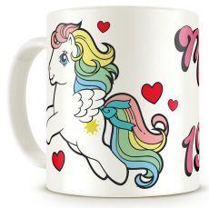 Hrnek My Little Pony Made In 1983