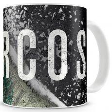 Hrnek Narcos Logo