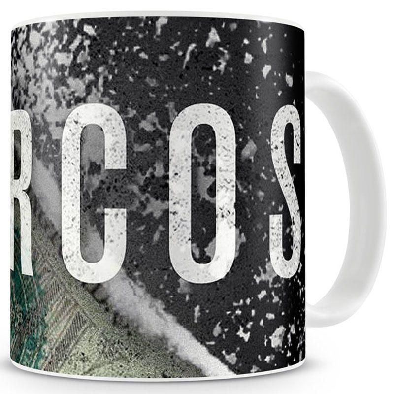 Narcos hrnek na kávu Logo