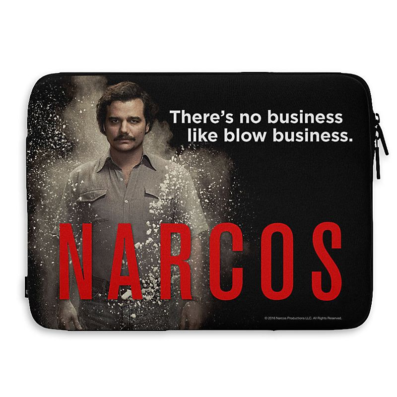 Narcos pouzdro na laptop Blow Business Licenced