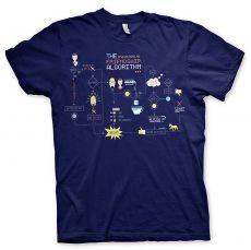 Pánské tričko Teorie velkého třesku The Friendship Minions