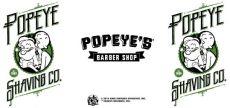 Pepek Námořník hrnek na kávu Popeye Shaving Co Licenced