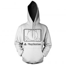 Hoodie Playstation Console