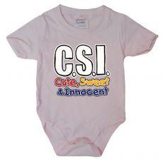 Dětské body C.S.I.