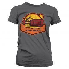 Star Wars VII dámské tričko Speeder