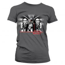 Star Wars VII dámské tričko Captain Phasma