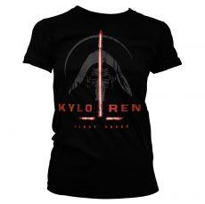 Star Wars VII dámské tričko Kylo Ren First Order