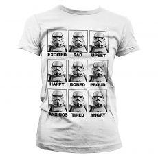 Star Wars VII dámské tričko Moods