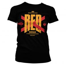 Star Wars VII dámské tričko Red Squad
