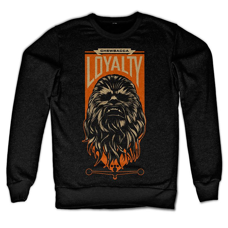 Star Wars Episode VII mikina Chewbacca Loyalty Licenced
