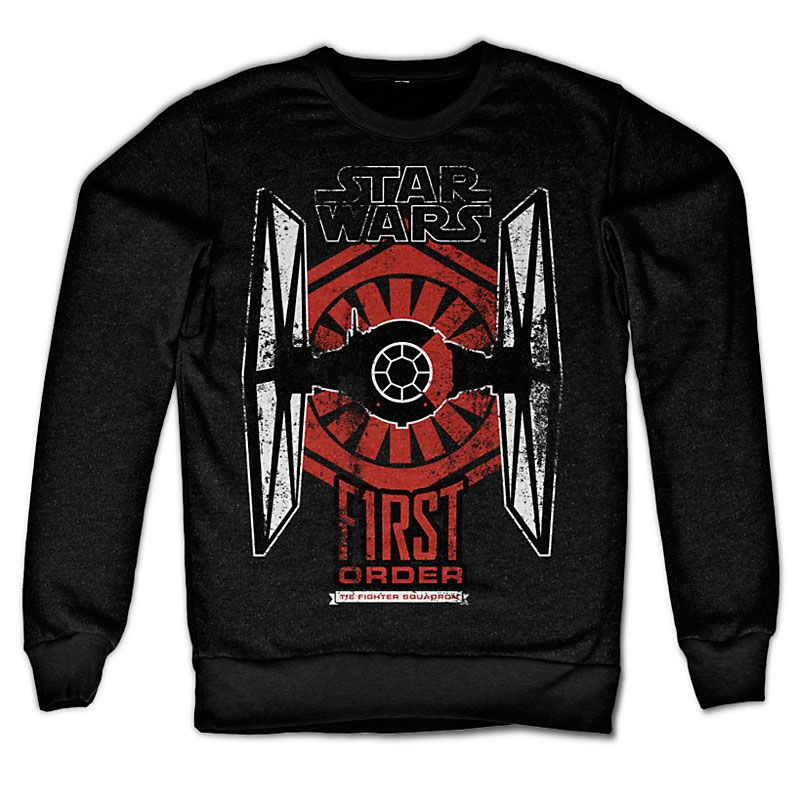 Star Wars Episode VII mikina First Order Distressed Licenced