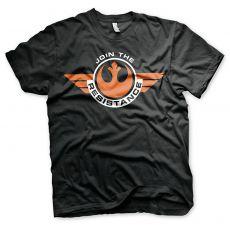 Star Wars VII pánské tričko Resistance