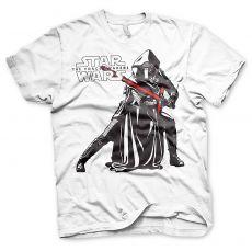 Star Wars VII pánské tričko Kylo Ren Pose
