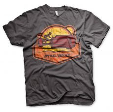 Star Wars VII pánské tričko Speeder