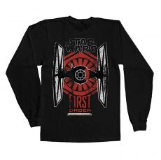 Tričko s rukávem Star Wars First Order Distressed