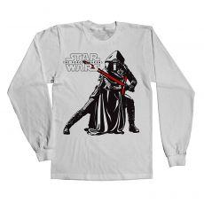 Tričko s rukávem Star Wars Kylo Ren Pose