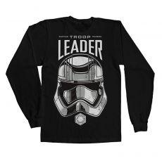 Tričko s rukávem Star Wars Troop Leader
