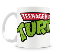Teenage Mutant Ninja Turtles hrnek na kávu TMNT Logo Licenced