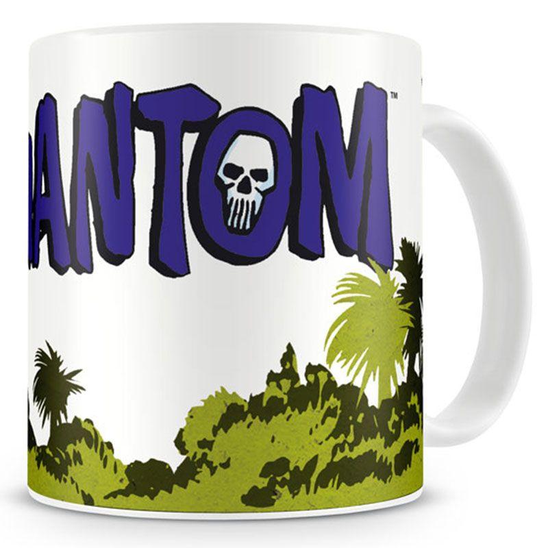The Phantom hrnek na kávu Jungle
