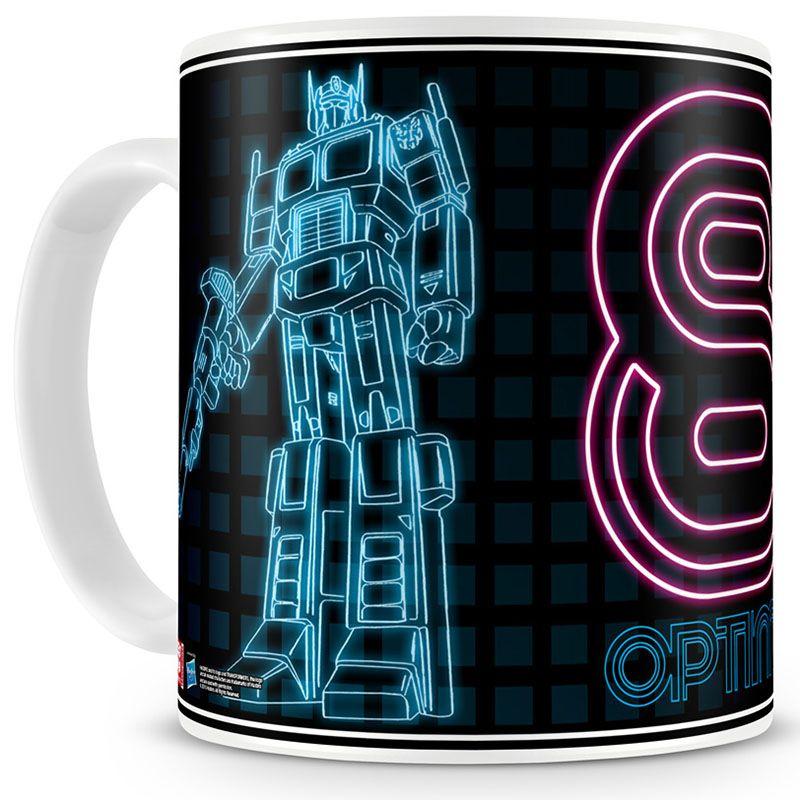 Transformers hrnek na kávu Optimus Prime