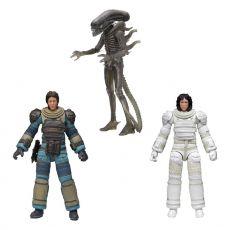 Alien Akční Figure 18 cm 40th Anniversary Series 4 Sada (12)