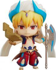Fate/Grand Order Nendoroid Akční Figure Caster/Gilgamesh: Ascension Ver. 10 cm