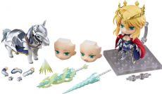 Fate/Grand Order Nendoroid Akční Figure Lancer/Altria Pendragon & Dun Stallion 10 cm